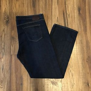 Adriano Goldschmied Jeans Dark Wash The Protege